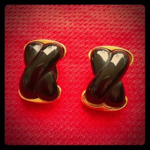 GIVENCHY X Clip Earrings